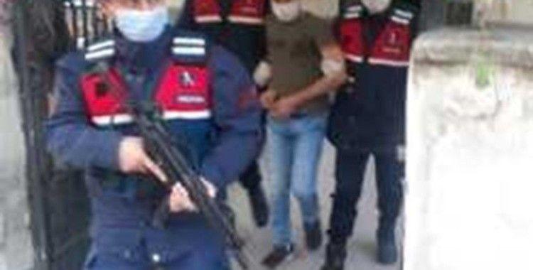 Jandarmadan DEAŞ operasyonu: 1 gözaltı