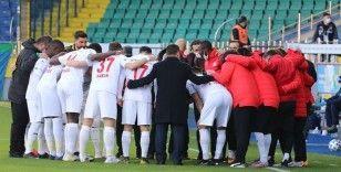 Sivasspor'da zorlu Hatayspor maçı öncesi 5 eksik!