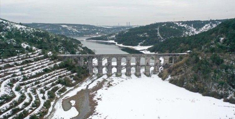 İstanbul'un barajlarındaki su seviyesi yüzde 57,23'e yükseldi