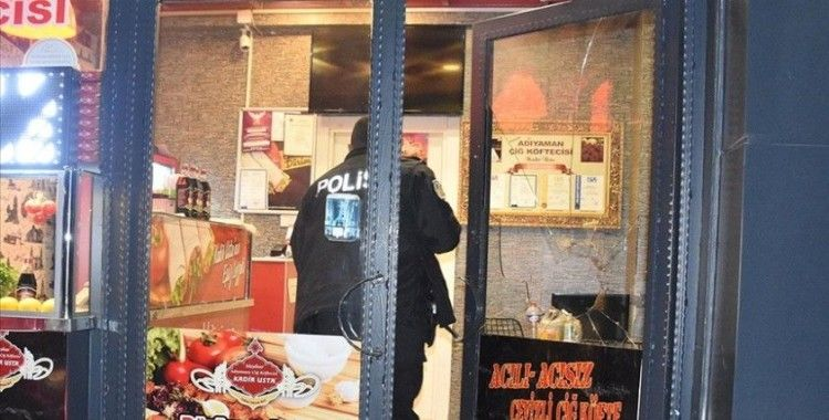Çiğ köfte 'acılı' olduğu gerekçesiyle iş yeri çalışanının darbedildiği yere ikinci saldırı