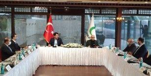 Çevre ve Şehircilik Bakanı Murat Kurum Yeşilay'ın 101. yıl dönümünde konuştu