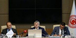 Ekonomiye ilişkin düzenlemeler içeren 'torba kanun teklifi' komisyonda kabul edildi