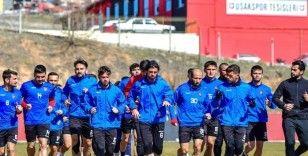 Uşakspor, Hekimoğlu maçı hazırlıklarını tamamladı