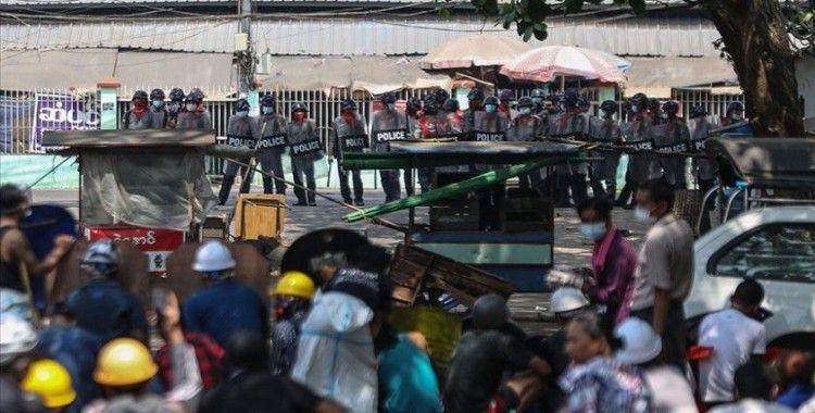 Myanmar'daki darbenin ardından ABD'nin bu ülkeye yönelik politikası mercek altına alındı