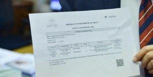 Prof. Dr. İlhan: Aşı kartı, aşı pasaportu olarak gösterilebilir