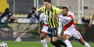 Fenerbahçe'de 'Kadıköy' kabusu! Yine kazanamadı