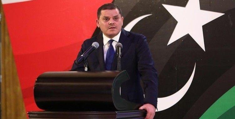 Libya Başbakanı Dibeybe yeni hükümet listesini Tobruk ve Trablus meclislerine sundu