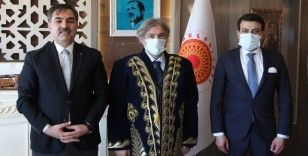 Bakan Yardımcısı Demircan: 'Ahlat'ı anlamadan Anadolu'yu anlamak mümkün değil'