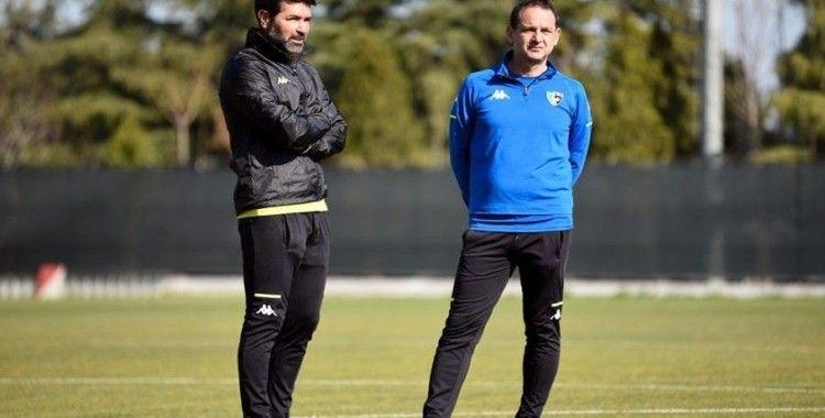 """Hakan Kutlu: """"Yeni Malatyaspor maçı bizim için çok önemli"""""""