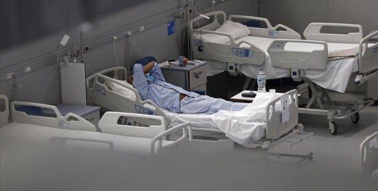 İspanya'da Kovid-19'dan son 24 saatte 637 kişi hayatını kaybetti
