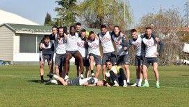 Denizlispor, Yeni Malatyaspor maçının hazırlıklarını tamamladı