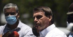 Brezilya Devlet Başkanı Bolsonaro salgınla ilgili halktan 'sızlanmayı bırakmalarını' istedi