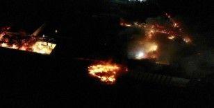 Tuzla'da 2 kişinin hayatını kaybettiği fabrika yangınıyla ilgili Kaymakamlıktan açıklama