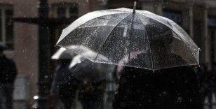 Meteoroloji'den İstanbul uyarısı! Sağanak yağış geliyor