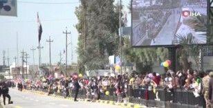Papa, DEAŞ'ın 2 yıl işgal ettiği Karakuş'u ziyaret etti
