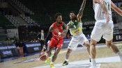 ING Basketbol Süper Ligi: F.E Bursaspor: 67 - Bahçeşehir Koleji: 64