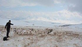 Türkiye'yi yasa boğan helikopter kazasının yaşandığı alan görüntülendi