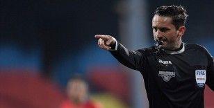 PSG-Medipol Başakşehir maçının dördüncü hakemine men cezası
