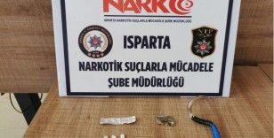 Isparta polisinden torbacı operasyonu