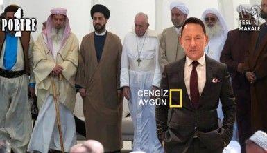 Bayram değil seyran değil, Papa Irak'ta ne arıyor!..