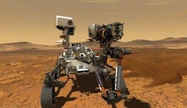 NASA, Mars'tan gönderilen ses kaydını yayınladı