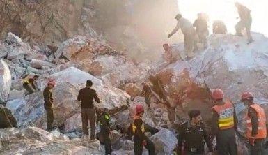 Pakistan'da maden ocağında patlama