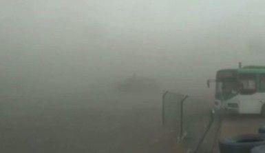 Moğolistan'ı vuran kum fırtınasında 9 kişi öldü
