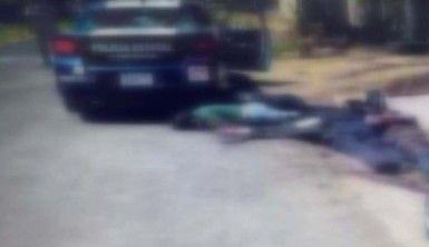 Meksika'da polis konvoyuna saldırı