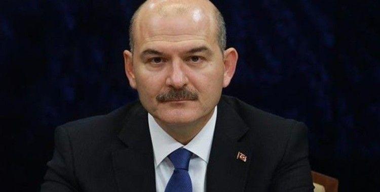 İçişleri Bakanı Soylu: 'Bilecik'teki billboardlar yaptığımız suç duyurusu sonucu kaldırılmıştır'