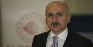Bakan Karaismailoğlu: Süveyş Kanalı'ndaki kazada ihtiyaç halinde yardıma hazırız