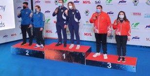 Milli atıcılardan bronz madalya