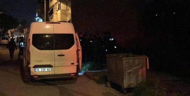İzmir'de hamile kadın birlikte yaşadığı kişi tarafından öldürüldü
