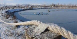 Soğukluk rekoru İmranlı'da kırıldı