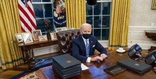 Biden'dan Johnson ile telefon görüşmesinde 'Kuşak ve Yol Projesi' vurgusu