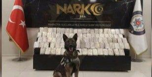 Van'da bir evde 47,5 kilogram eroin ele geçirildi