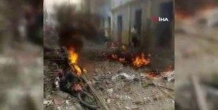 Kolombiya'da bomba yüklü araçla saldırı: En az 16 yaralı