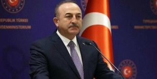 Dışişleri Bakanı Çavuşoğlu, Tacikistan'da Türk işadamları ile bir araya geldi