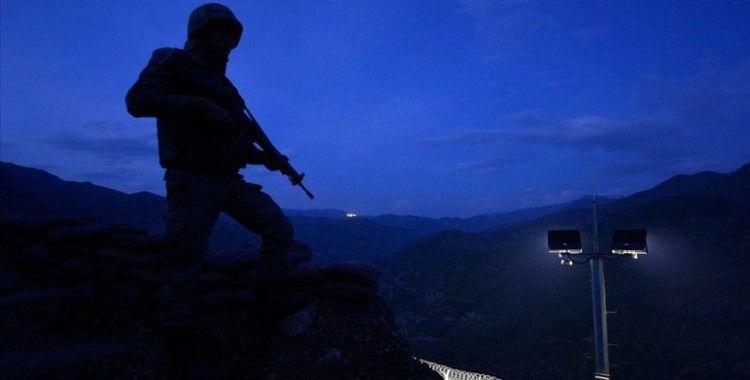 MSB: '2 PKK/YPG'li terörist etkisiz hale getirildi'