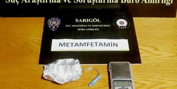 Yol uygulamasında uyuşturucuyla yakalandılar