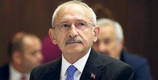CHP lideri Kılıçdaroğlu, Kadın Kolları Basın Toplantısı'na katıldı