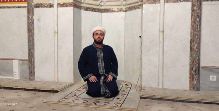 Camiyi soyan hırsızı imam böyle yakaladı