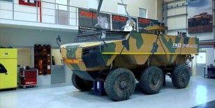 Güvenlik güçlerinin yeni aracı Pars İzci, ihracatta da iddialı