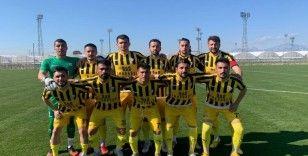 Kayseri Emar Grup FK'dan 4 gollü galibiyet