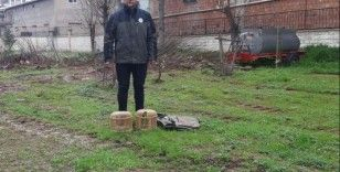 Siirt'te kaçak avcılık yaptığı tespit edilen 1 şahıs hakkında tutanak tutuldu