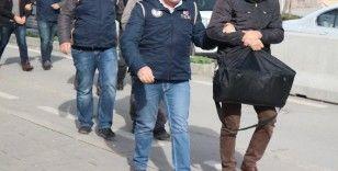 Şırnak'ta kaçakçılık operasyonu: 54 gözaltı