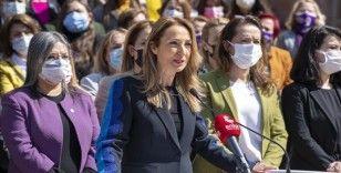 CHP'li kadınlar, İstanbul Sözleşmesi'nin fesih kararının iptali için Danıştaya başvurdu