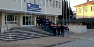 Mersin'de PKK/KCK operasyonuna 7 tutuklama