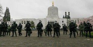 ABD'de karşıt gruplar arasında çıkan çatışmaya karışan 3 kişi yakalandı