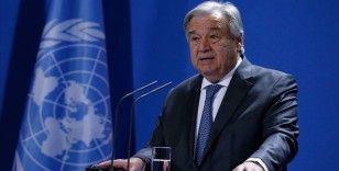 BM, ABD'nin küresel aşılama planına öncülük etmesini istedi
