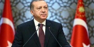 Cumhurbaşkanı Erdoğan, Avrupa Konseyi Parlamenter Meclisi Başkanı Daems'i kabul etti